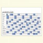 Jahresplaner A1 - Papier
