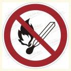Feuer verboten, P003