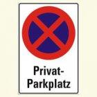 Parken verboten