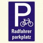 "Parkplatz ""Radfahrer"""