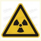 Radioaktive Stoffe, W003